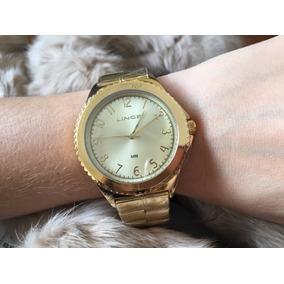 Relógio Lince Feminino Lrg4429l Ku80 Com Brinde