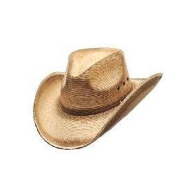 6ca0a27eaef41 Western Pinch Front Straw Sombrero De Vaquero Para Hombre.