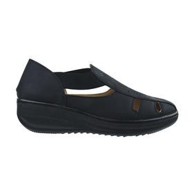 Zapato Casual Con Elásticos Laterales Korium Confort - Toto