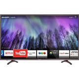 Smart Tv 4k Led Ultra Hd 50 Sharp Sh5020kuhd Netflix Youtube