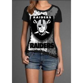 Blusa Raiders Feminina - Calçados 68d1874baf3