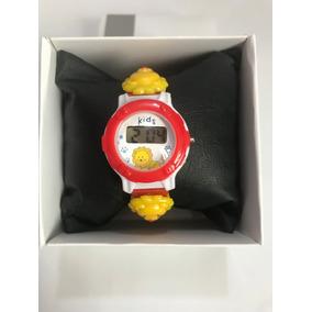 379125415ee9 Reloj De Pulso Digital Infantil Modelo Leon 6