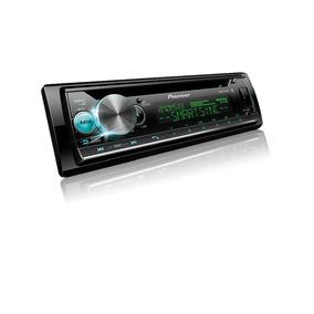 Toca Cd Pioneer Deh-x500br Bluetooth Smart Sync Usb Karaokê