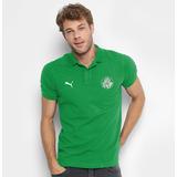 Camisa Polo Palmeiras Exclusiva 100% Bordada