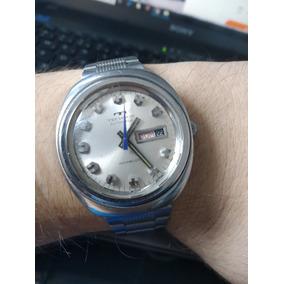 c08234bec59 Relógio Suiço Technos Caravelle - Automático - Swiss Made