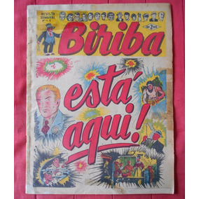 Biriba Semanal Nº 1 - Ano 1948 - O Globo