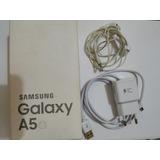 Galaxy A5 2016 - Conservado - Com Todos Os Itens