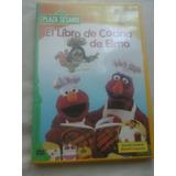 Dvd Paquete De 4 Discos De Plaza Sesamo Con Elmo