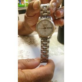Relógio Tissot Automático Todo Em Inox