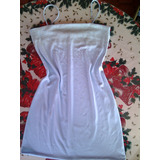 Bss 2000/vestido Talla S/casual/elegante/top Crop/strapless