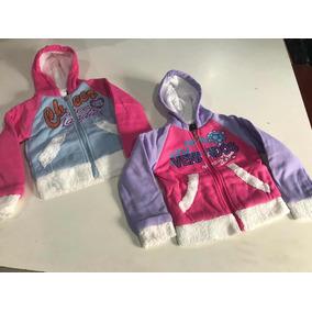 Kit Com 4 Moletons Infantis Feminino