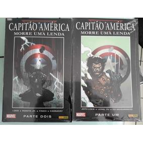 Capitão América - Morre Uma Lenda - Parte 1 E 2
