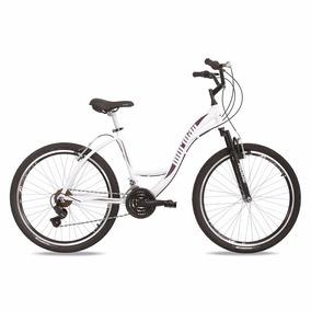 Bicicleta Aro 26 Urbana Sunset Mormaii Alumínio + Shimano