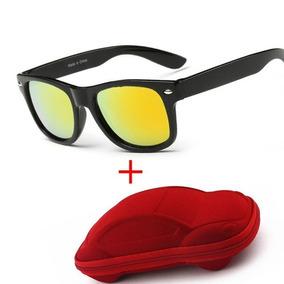 9ba72d9824021 Óculos De Sol Infantil Meninos E Meninas + Caixa De Presente