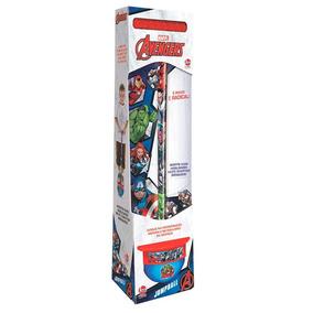 Pula Pula Jump Ball Avengers Vingadores Lider Brinquedos
