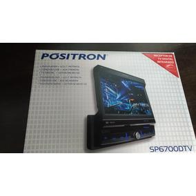 Som Automotivo Pósitron Sp6700dtv