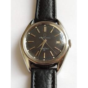 Reloj Suizo Eternamatic Automático Con Calendario - No Omega