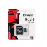 Cartão Memória Kingston Micro Sd 8gb - Original