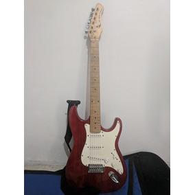 Guitarra Electrica Black Hawk Incluye Forro