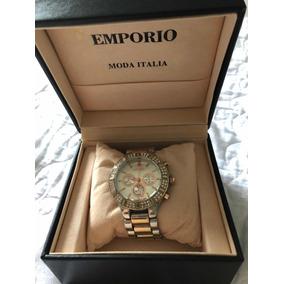 6721c3246f2 Relogio Emporio Moda Italia - Relógios De Pulso no Mercado Livre Brasil