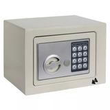 Caja Fuerte Digital Safewell 2 Llaves Teclado Numérico 88011
