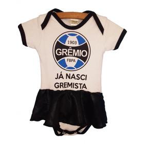 d64215eb232c4 Camiseta Gremio Degrade Bebe - Roupas de Bebê no Mercado Livre Brasil