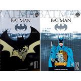 Batman Año 1 Y Año 2 . Combo. Dc Comics. Castellano