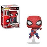Spiderman Funko Pop Marvel Spiderman Ps4 334