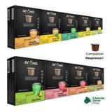 120 Cápsulas Para Nespresso Chá Aroma Envio Veloz Full