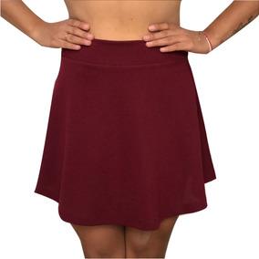 Falda Vino - Faldas de Mujer en Mercado Libre México 552d25b55749