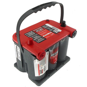 Bateria Optima Roja 75/25