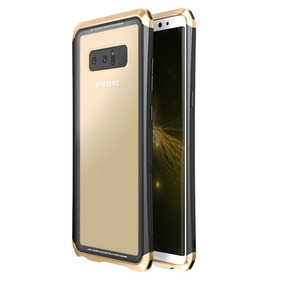 Funda Para Samsung Galaxy Note 8 Hdx Case Cristal Templado
