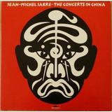 Vinilo De Epoca Jean-michel Jarre - The Concerts In China (2