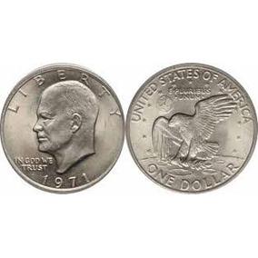 Moeda Antiga - One Dolar -1971