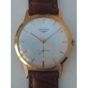 335f2920f3b Relogio Longines Antigo Ouro - Relógios no Mercado Livre Brasil