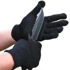 Guantes Proteccion Anticorte Hilo Acero Inoxidable Nivel 5