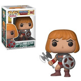 Funko Pop He-man 562 Masters Of The Universe