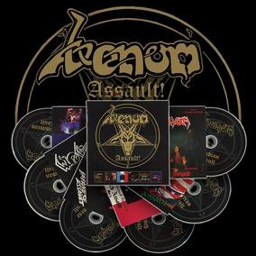 Venom Assault! - Box Set Com 6 Cd