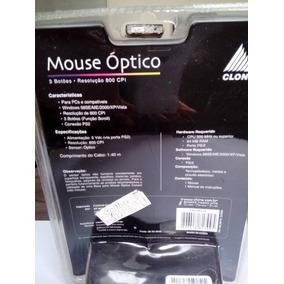 Mouse Óptico Clone