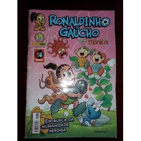 Gibi Ronaldinho Gaucho Turma Da Monica No 82 Panini Comics