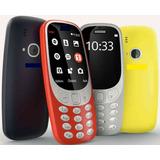 Celular Retro Tipo Nokia Basico Mp3 Camara Liberado Envio Gr