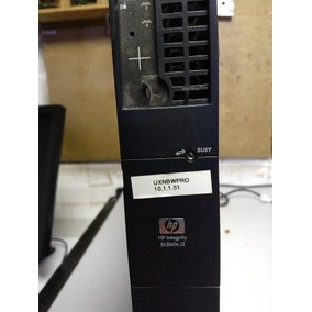 Servidor Hp Integrity Bl 860c I2