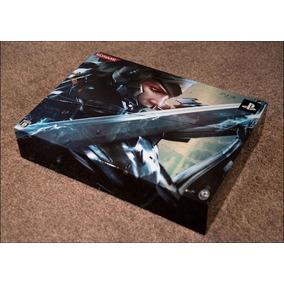 Metal Gear Rising Premium Package / Colecionador / Steelbook