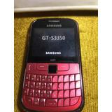 Celular Samsung Gt-s3350 Telcel