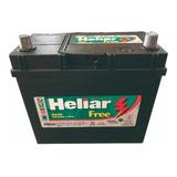 Bateria Heliar 12x50ah F-50jd Original Honda Civic Crv Hrv