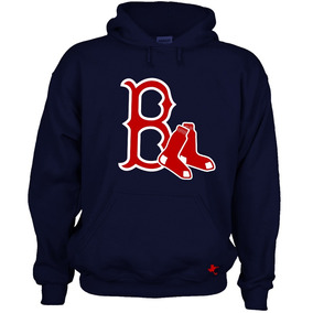 Sudadera Mlb Red Sox Boston Mod.17 C By Tigre Texano Designs