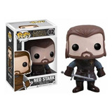 Funko Pop Ned Stark 02 Game Of Thrones Baloo Toys