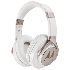 Audifono Motorola Pulse Max Over Manos Libres Blanco