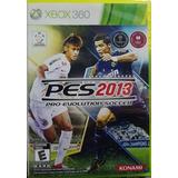 Pro Evolution Soccer 2013.-xbox 360