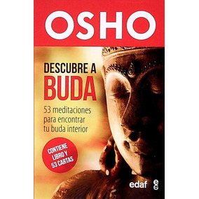 Descubre A Buda. Meditaciones. Libro + 53 Cartas. Osho. Edaf